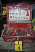 Milwaukee Driver Drill Set