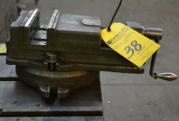 """6"""" Milling Vise with Swivel Base"""