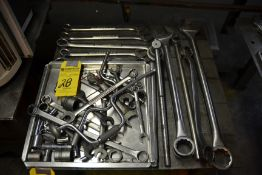 Lot - Assorted Sockets and Wrenches