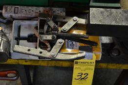 Lot - (3) Bearing Pullers