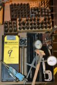 Lot - Assorted Inspection Items