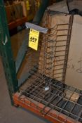 11 Shelf & 15 Shelf Pan Racks (Inventory Above - 24 Boxes)
