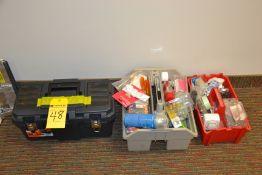 Lot - Assorted Tools & Supplies