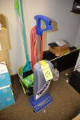 Lot - Cleaning Supplies (Vacuum, Mop & Pail, Etc.)