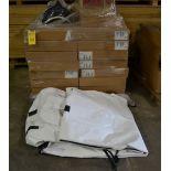 16' Army Temper Plenum Bags