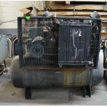 Ingersoll-Rand 20 HP Compressor, Twin Head