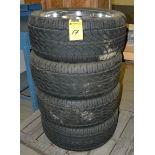 Tire / Rims 305 / 40R22 114A