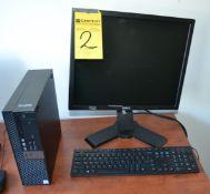 DELL OPTIPLEX 3040 COMPUTER SYSTEM