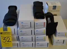 ASSORTED STYLED ANKLE BRACES