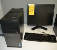 DELL OPTIPLEX 390 COMPUTER SYSTEM