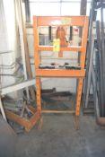 """20-Ton """"H""""-Frame Hydraulic Press"""
