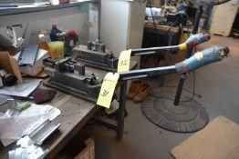 J.F. Helmond Steel Rule Cutter & Creaser