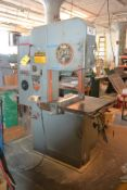 DoAll Bandsaw with Welding Attachment, M. 2013-U, s/n 3TT821007