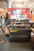 Amada 4' RG-3512 35-Ton Brake Press with Digital Readout
