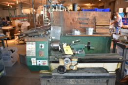 """Grizzly Lathe, 6"""" Swing, M. G0516"""