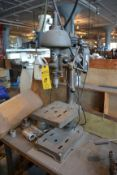 Walker-Turner Bench Top Drill Press, s/n 51DM4A