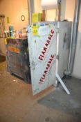 Flammable Storage Paint Cabinet