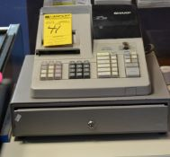 Sharp Electronic Cash Register, M: ER-A320