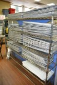 LOT - 100 Sheet Pans