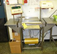 Hobart Packaging System w/ Over Wrapper