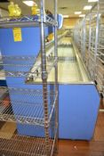 36' Single Sided Open Refrigerated Case