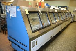 Kyser 12' Refrigerated Display Case