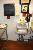 Hand Wash Sink w/ Accessories