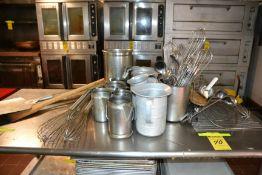 LOT - Kitchen Utensils