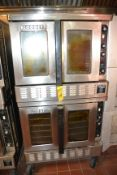 Blodgett Double Stack Convection Oven