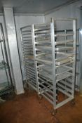 Rolling Tray Racks