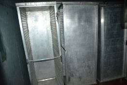 Rolling Proof Cabinets