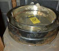 Decorative Circular Cake Risers (Assorted Sizes)