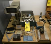 LOT - Misc. Inspection Tools