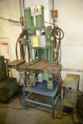 10-Ton Compression Transfer Press #7401