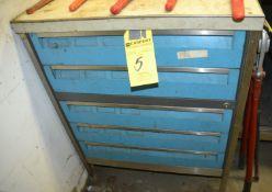 5-Draw Tool Cabinet
