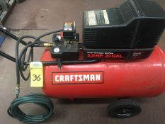 Craftsman 55 HP Air Compressor, M: 919-165300