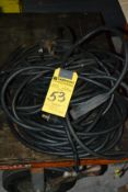 LOT - Welding Ground Cables