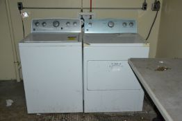 LOT - Kenmore Washer and Dryer