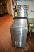 LOT - (2) 6-Head Soda Dispensing System w/ McCans Ice Bin