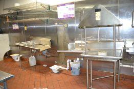 LOT - Dishwasher, Drain Boards w/ Hutch and Sink