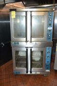 Duke Rolling Double Stack Convection Oven