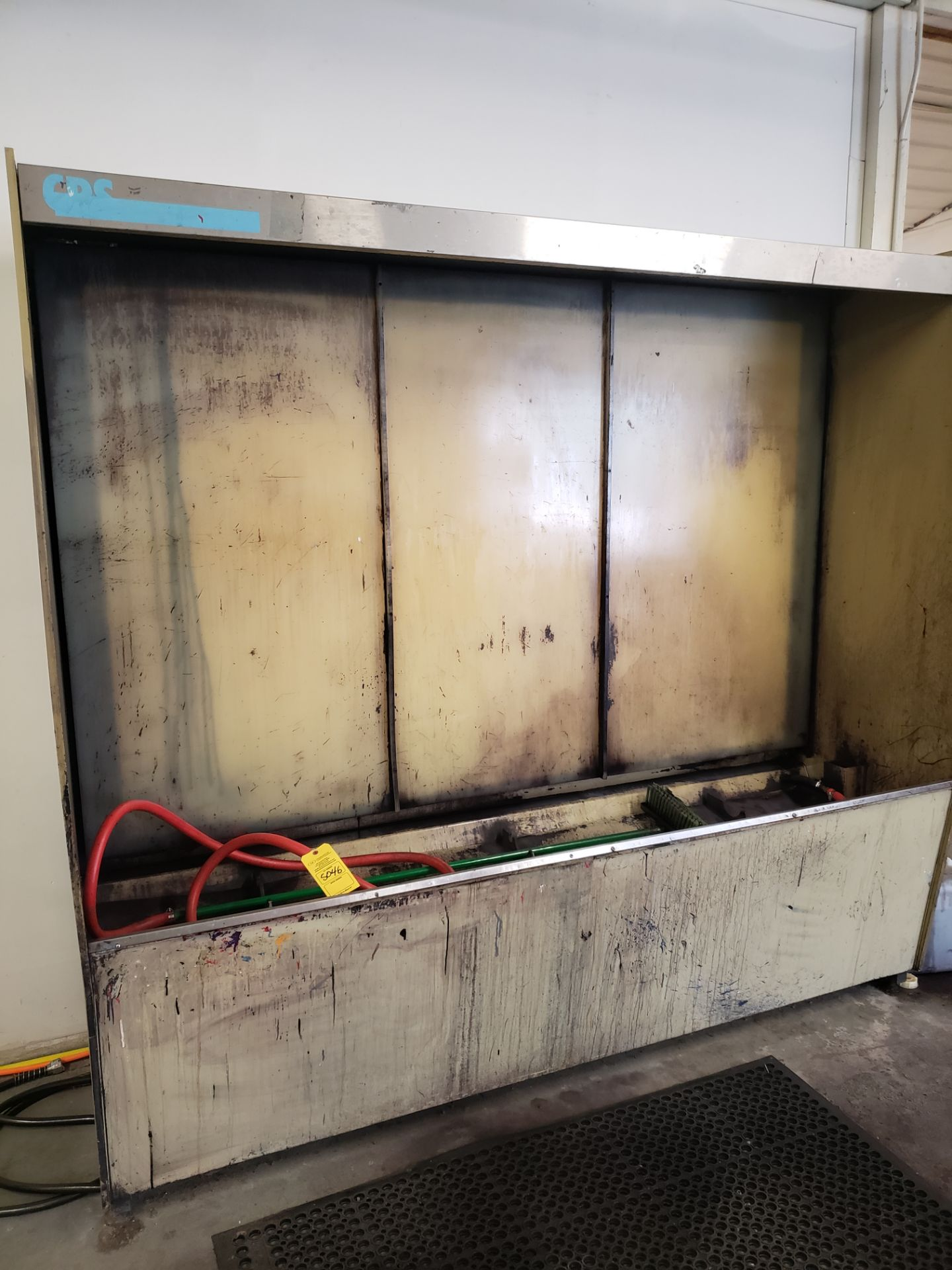 Lot 5046 - CPS WASH SYSTEM (LOCATED AT: 16335 LIMA ROAD BLDG. 4 HUNTERTOWN, IN 46748)