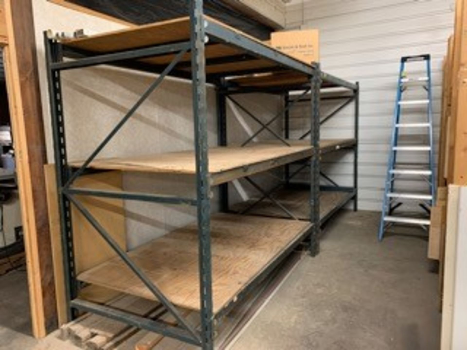 Lot 5068 - PALLET RACKS (LOCATED AT: 16335 LIMA ROAD, HUNTERTOWN, IN 46748)