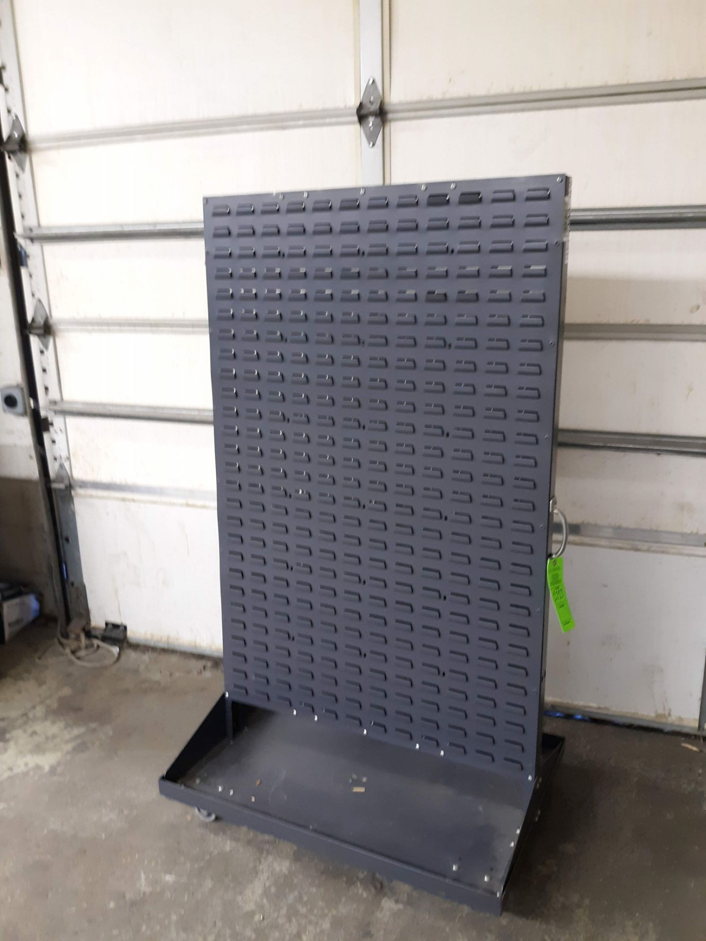 "Lot 1213 - METAL ROLLING BIN CART 36"" WIDE X 64"" TALL(LOCATED AT: 433 COUNCIL DRIVE, FORT WAYNE, IN 46825)"