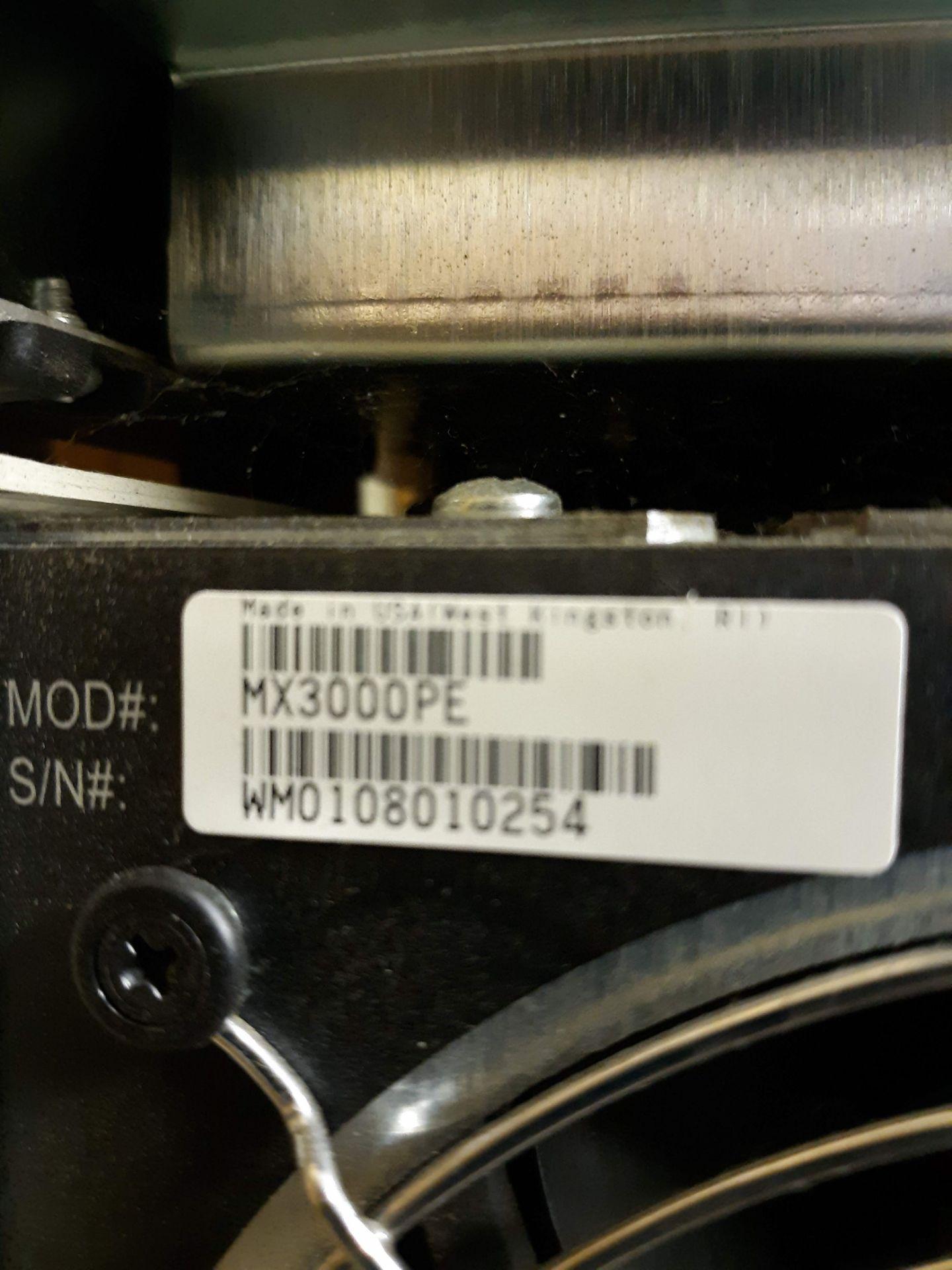 Lot 1233 - APC MATRIX3000/MATRIX-UPS3000 MX3000EU POWER CONTROL MODULE MX3000PE UPS(LOCATED AT: 433 COUNCIL