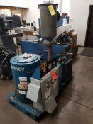 QUINCY AIR COMPRESSOR MODEL-QSVB-25-ANN3F S#92045H 25HP