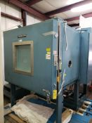 THERMOTRON ENVIRONMETAL CHAMBER MODEL-F-42-CHV-25-25 S#14278 25 HP (COMPRESSORS REMOVED PARTS