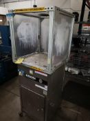 BUILD ALL PARTS CLEANING SYSTEM (USED ISOPROPYL ALCOHOL)