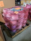 PALLET OF VARIOUS COMMUNICATION WIRE (36 SPOOLS) APPROX. 27 LBS/SPOOL