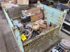 PALLET OF MISC. ELECTRICAL SUPPLIES